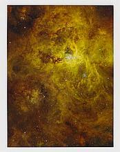 GURSKY, ANDREAS 1955 Leipzig - lebt und arbeitet in Düsseldorf ''Supernova''. 1999. C-Print auf Kodak-Professional-Papier. 28 x 21cm (30 x 24cm). Betitelt, datiert, Nummernvermerk und signiert mit Bleistift verso: Supernova '99 No. 8 A. Gursky.