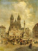 1846 - 1912Prague.
