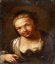 ca. 1700Portrait of a Girl.
