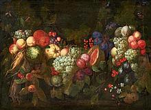 Antwerp 1622 - 1667 - attributedFruit Still Life.