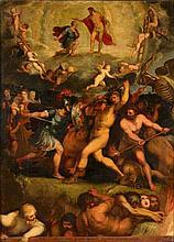 1556 Leiden - 1629 BruxellesMiles Christianus.
