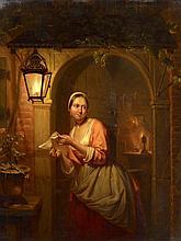 1807 Groeneveld - 1875 AmsterdamThe Letter.