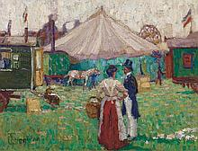 Champion, Theo Düsseldorf 1887 - 1952 Circus