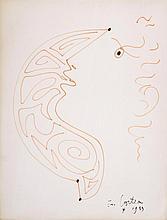 COCTEAU, JEAN 1889 Maisons-Laffitte - 1963