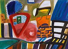 KERKOVIUS, IDA 1879 Riga - 1970 Stuttgart Untitled