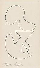 ARP, HANS (JEAN)1886 Straßburg - 1966 BaselOhne