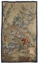 Tapestry with Hunting Scene. Presumably France.