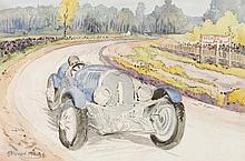 Jules Alfred HERVÉ-MATHÉ (1868-1953)