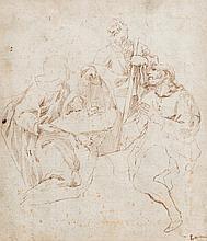 Attribué à Lodovico TRASI (1634-1695)