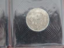 PIECE d'1 Franc AN 13 A Napoléon 1er, état TTB