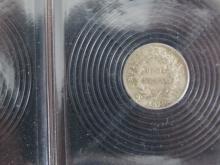 PIECE d'½ Franc 1810 D Napoléon 1er , état TTB