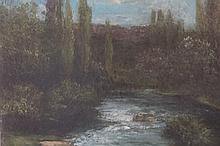 Entourage de COURBET (1819-1877)