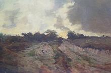 Attribué à Francis BLIN (1827-1866)