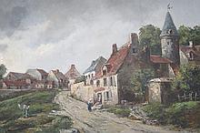 Entourage d'Eugène Henri CAUCHOIS (1850-1911)