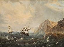 Attribué à Jules LACOSTE (1834-1893)