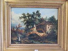 Ecole française du XIX°