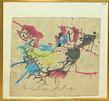 Heijboer, Anton (Sumatra 1924- 2005) &quot,Chicken&quot,