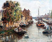 Evert Moll (1878-1955)