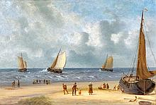 Carl Eduard Ahrendts (1822-1898)