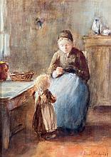 Albertus Johan Neuhuys (1844-1914)