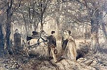 Johan Mari Henri ten Kate (1831-1910)