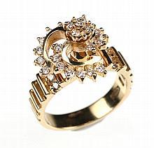 Een kinetische ring
