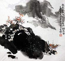 Nice Chinese Watercolor Painting