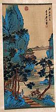 Very Fine Chinese Painting, Qing Dynasty
