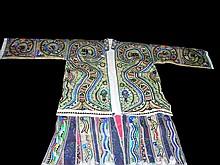 Rare Republic Period Ceromonial Robe