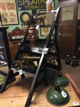 Metamorphic chair.