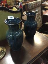 Pair of decorative vases.