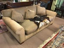 Three seater chesterfield couch