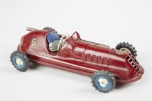 Pressed-Steel, Maserati No. 6, Made In France