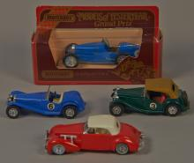 Lot of 4 - Matchbox Models of Yesteryear Die-Cast Model