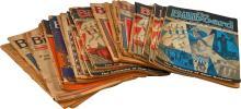 Box Lot of 21 Early Billboard Magazines