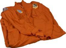 Original Vintage Authentic Test Pilot Flight Suit