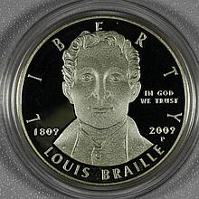 2009P Modern Commemoratives Commemoratives Louis Braille PRDC-69