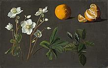 Danish, circa 1850, Stilleben, , Oil on canvas, ,