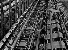 Albert Renger-Patzsch, Untitled (cotton machine, s