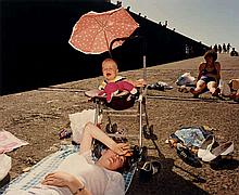 Martin Parr, New Brighton, Merseyside, from the se
