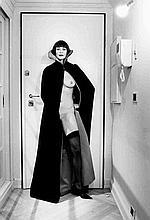 Helmut Newton,  'Portrait of Olga', Monte-Carlo ,