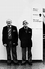 Benjamin Katz,  Herr Barutzki, Herr Veking, Aufsic