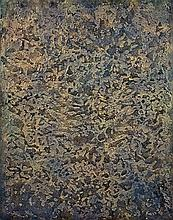 Robert Piesen, Untitled, Mixed media on wood, 19