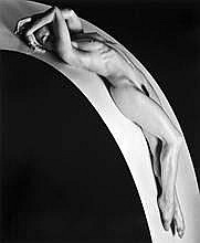 "Howard Schatz Chicago 1940 ""NUDE BODY NUDE #1320"