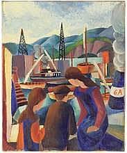 August Macke Meschede 1887 - 1914