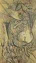 Otto Dix Gera-Untermhaus 1891 - 1969 Singen, Otto Dix, Click for value