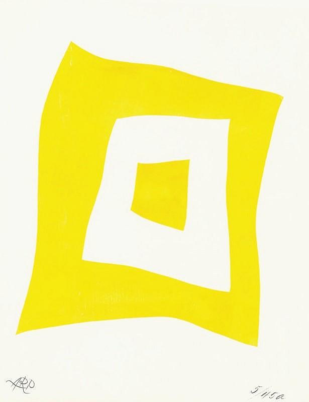 "Arp, Nach Jean (Hans), 1886 - 1966, ""Configuration II"
