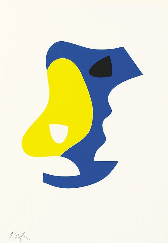 Arp, Jean (Hans), 1886 - 1966, Untitled