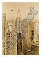 Margaret Bourke-White-CHRYSLER BUILDING, NEW YORK