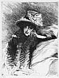 R James Tissot Nantes 1836-1902 Buillon BERTHE. 1883